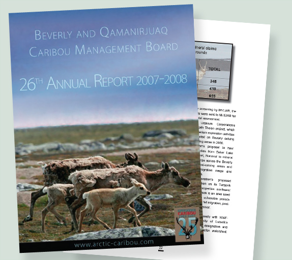 BQCMB 26th Annual Report: 2007–2008